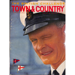 The British Challenge Town and Country Sept. 1958