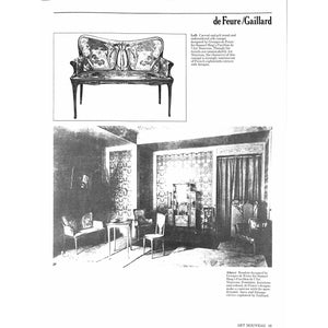 Twentieth-Century Furniture