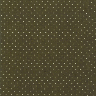 Alma - Add It Up in Mossy - Alexia Abegg for Ruby Star Society - RS4005 23 - Half Yard