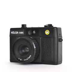 Holga 135 BC 35mm Camera (Black)