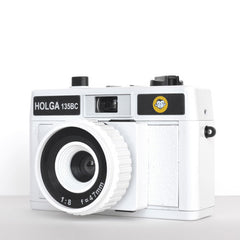Holga 135 BC 35mm Camera (White)