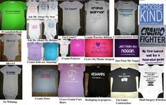 #2 Children's Custom Made Tshirts-Shelby