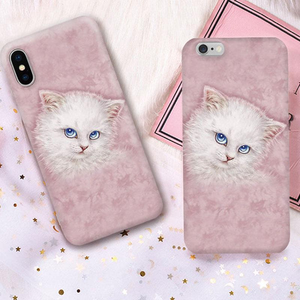 Flexible Ultra Thin  Animal Series iPhone Case
