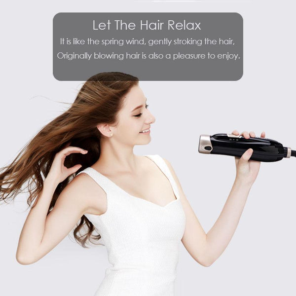 4 in 1 Hair Dryer Curling Comb(1 Set)