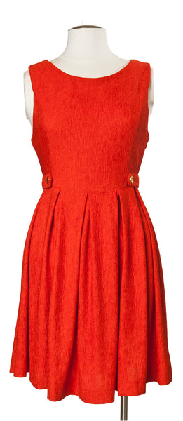 Simply Carrot Dress