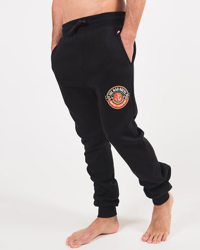 PORTSIDE TRACKPANT - BLACK