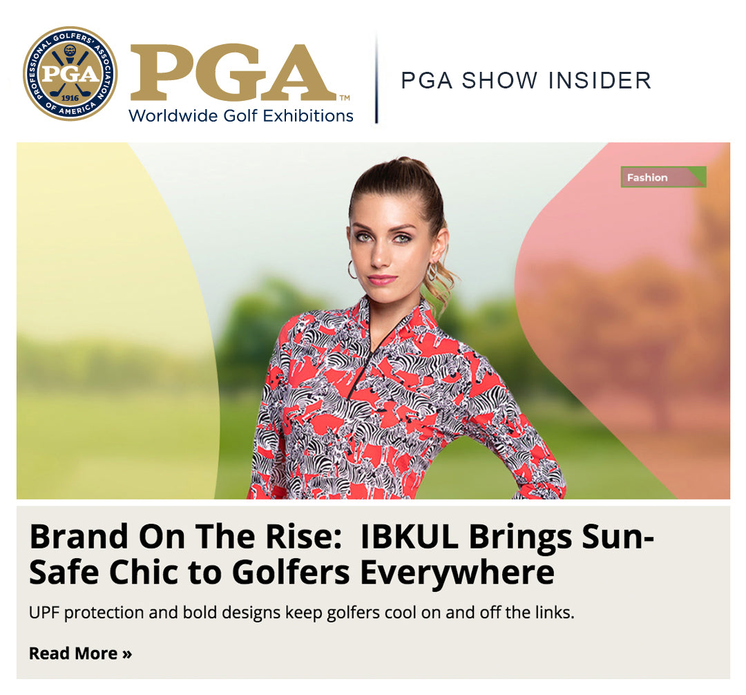pga show insider features ibkul brand on the rise