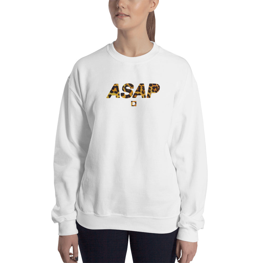 ASAP Cheetah Sweatshirt