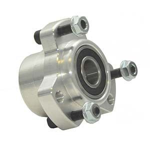 "Front Hub - Burris - 5/8"" Bearings"