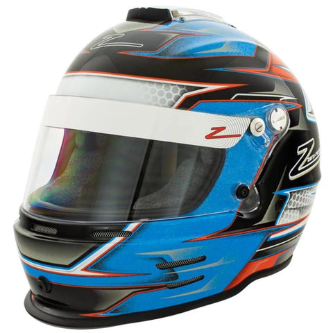 Zamp RZ-42Y Youth SNELL CMR2016 Graphic Helmet