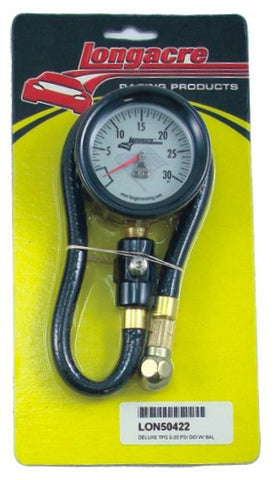 Longacre Tire Gauge