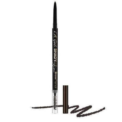 LA GIRL SLIM BROW PENCIL - BLACKEST BROWN