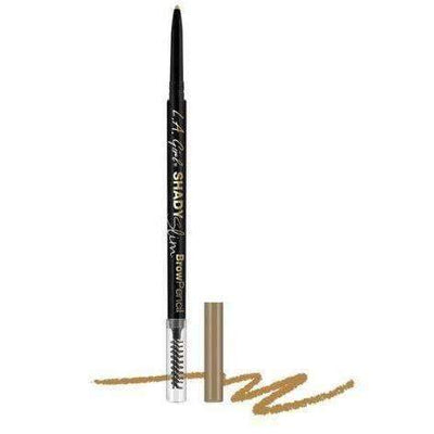 LA GIRL SLIM BROW PENCIL - MEDIUM BROWN