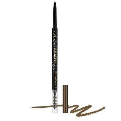LA GIRL SLIM BROW PENCIL - WARM BROWN