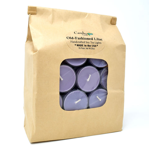 Old-Fashioned Lilac, 12oz Soy Candle Jar