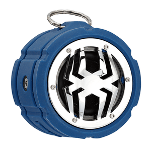 Spider Bluetooth Waterproof Speaker BT802_Blue