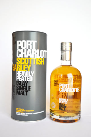 Port Charlotte, Scottish Barley, Heavily Peated
