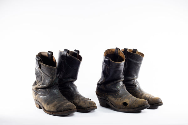 Repairs: Western Boots