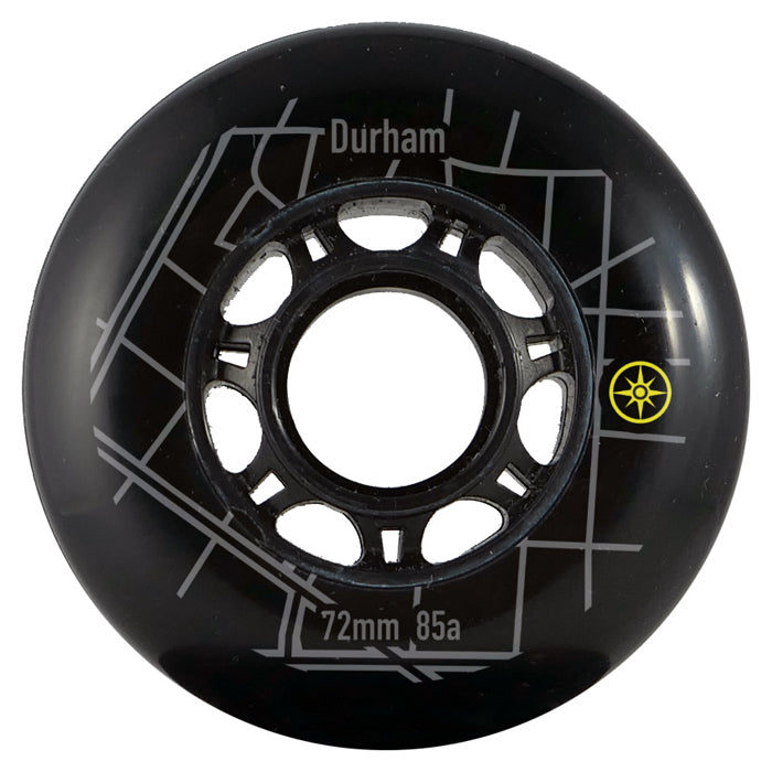 Compass Durham 72mm wheels