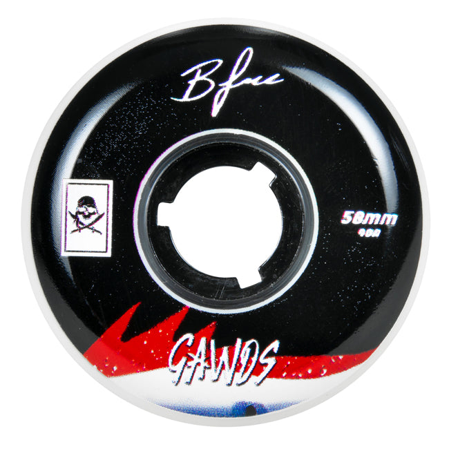 Gawds BFree wheels