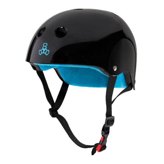 Triple 8 Certified Sweatsaver helmet