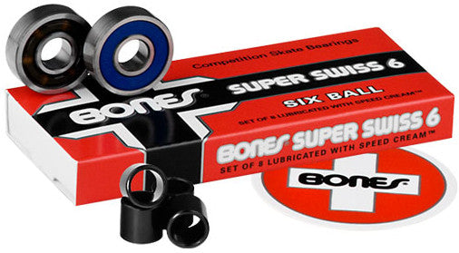 Bones Super Swiss 6