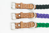 Braided Dog Collars