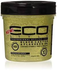 Eco Styler Professional Styling Gel - Black Castor & Flaxseed Oil