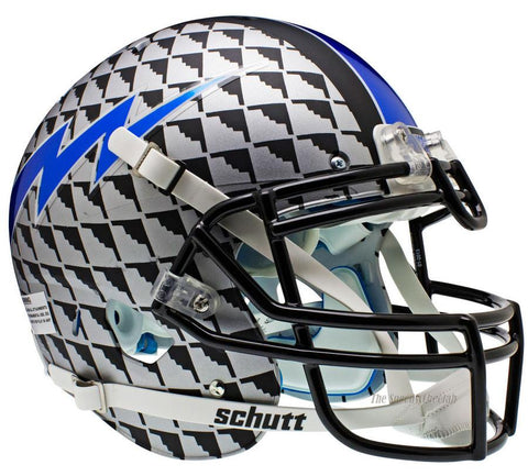 Air Force Falcons Bomber Schutt XP Authentic Football Helmet
