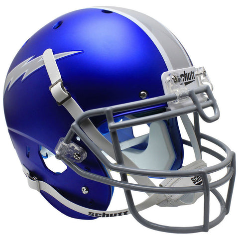 Air Force Falcons Blue Schutt XP Authentic Football Helmet