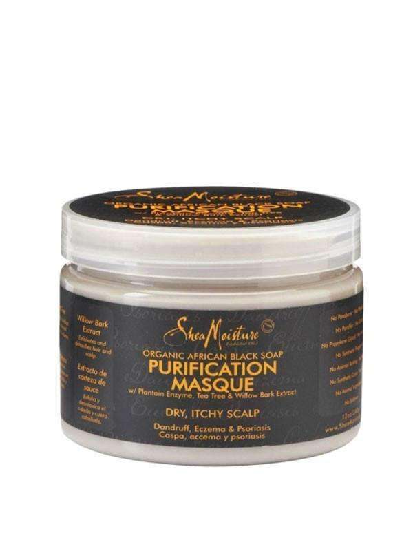 Shea Moisture African Black Soap Purification Masque
