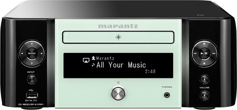 Marantz CR611/Project Speaker Box 5 system