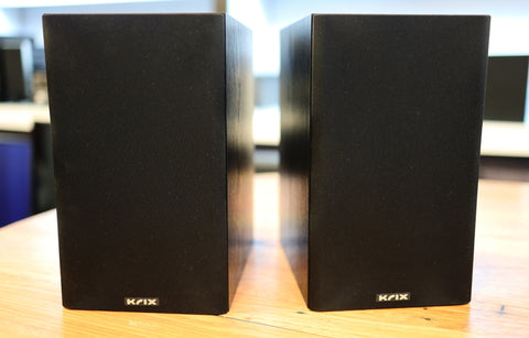 Krix Eqinox Mk3 Speakers - Trade In & Local Pick-up Only