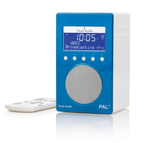 Tivoli Audio PAL+ Portable FM/DAB+ Radio (Ex-Display)