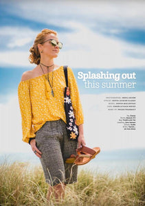 WildTomato December Issue - Splashing Out This Summer