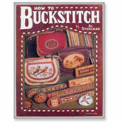 How To Buckstitch Book