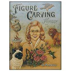 Figure Carving Finesse Book