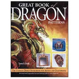 Great Book Of Dragon Patterns - Maine-Line Leather