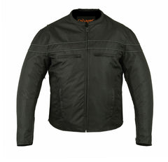 All Season Men's Textile Jacket - Maine-Line Leather - 1