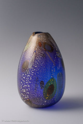 """Yokohama "" Vase by Aldo Nason for A.V.E.M."