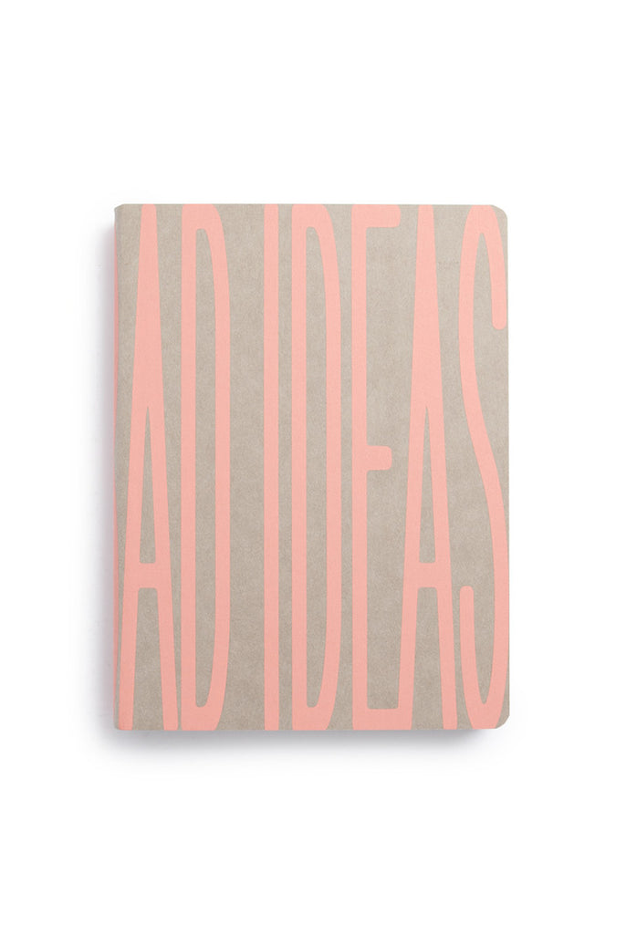NUUNA - GRAPHIC NOTEBOOK - DOT GRID - LARGE - F***ING BAD IDEAS - Pens...Paper...Ink