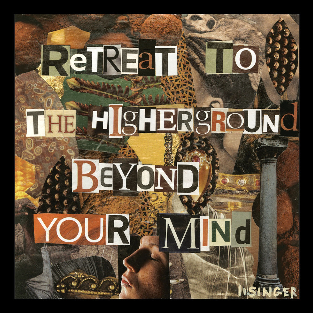 Card 106-retreat to the higher ground beyond your mind