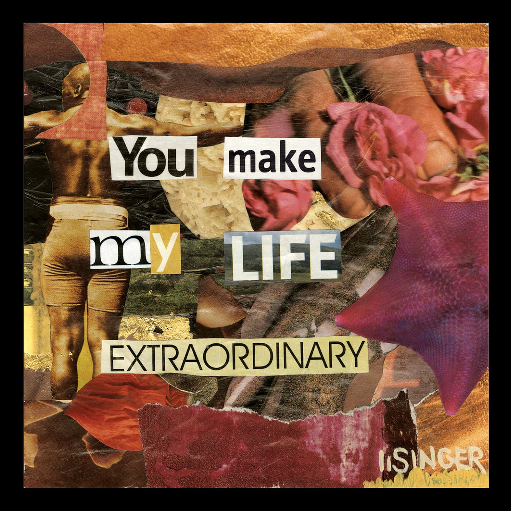 Card 111-you make my life extraordinary
