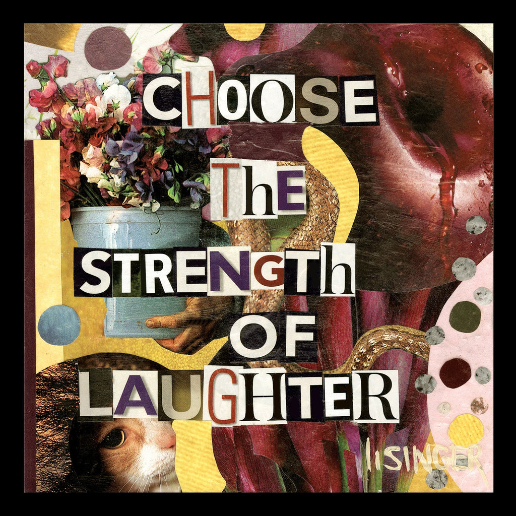 Card 128-choose the strength of laughter