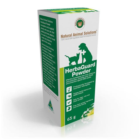 Natural Animal Solutions HerbaGuard Powder (65g)