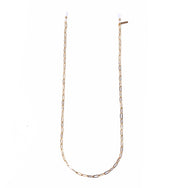 CLASSIC SUNNIES CHAIN IN GOLD  SUNNIES CHAIN TNEMNRODA- NRODA