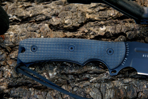 "5.0"" Model 451 CPM 3V Field Knife"