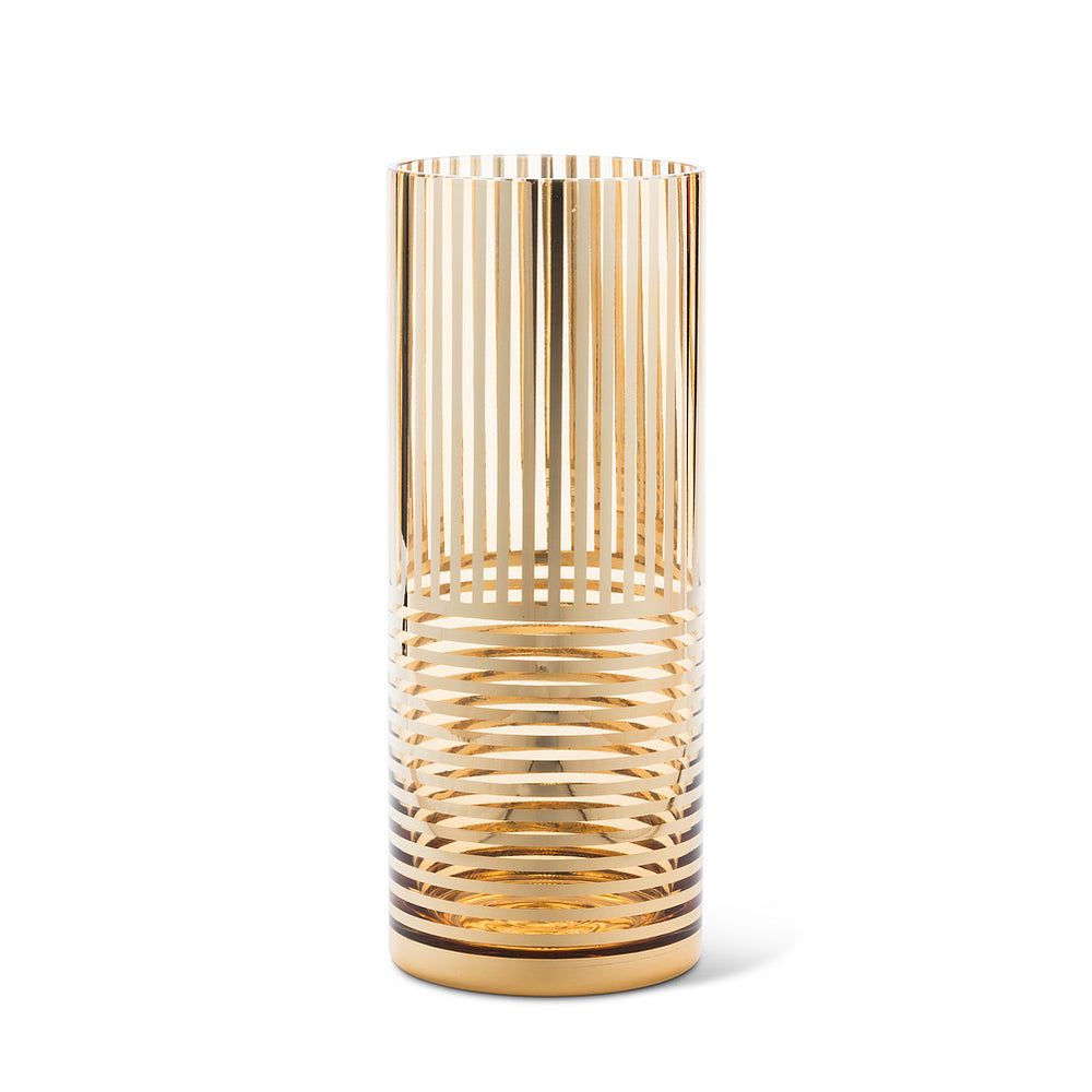 Striped Vase - Medium
