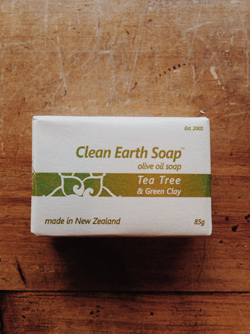 Clean Earth Soap