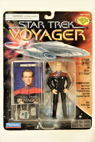 Star Trek Voyager  - LIEUTENANT TOM PARIS